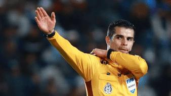Fernando Hernández silbará en el duelo de ida de la Final de Guard1anes 2020