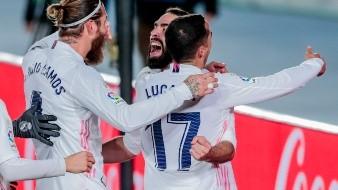 El Real Madrid se metió de llena en la pelea por el liderato