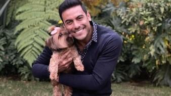 Carlos Rivera prepara sus próximas canciones