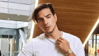 Responde Vadhir Derbez a rumores sobre nuevo romance de Aislinn