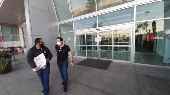 Tratan posible reapertura de Galerías Mall