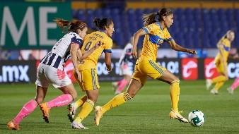Tigres Femenil derrotó a Rayadas en la final.