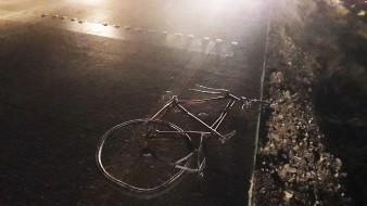 Fallece al chocar en bicicleta contra auto en salida Sur de Hermosillo