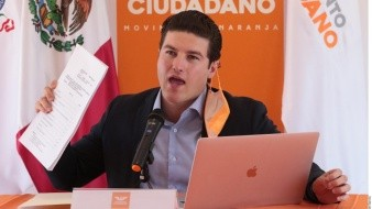 Samuel García aclara que por