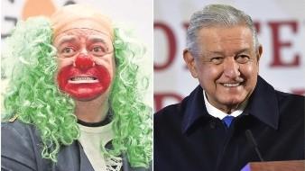 Brozo vs AMLO: Todas las polémicas entre el payaso y el presidente