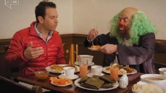 Loret y Brozo desayunan y hablan de polémica con AMLO