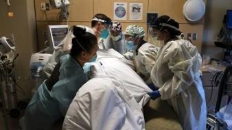 Explosión de coronavirus en California abruma a hospitales
