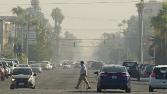 Mexicali pasa un Otoño contaminado