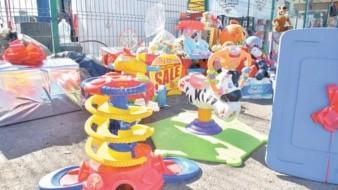 Hermosillenses donanmil 670 juguetes