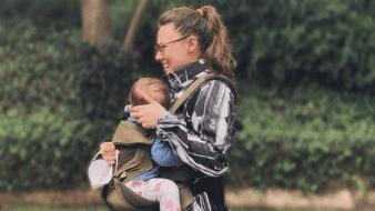 Habla Joy Huerta de los padres solteros que dejan a sus hijos por salir a trabajar