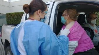 Sin aplicarse vacuna contra influenza 60% de afiliados