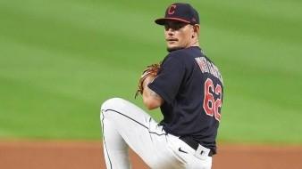 Indios de Cleveland apuestan por relevista Nick Wittgren y lo firma por un año más