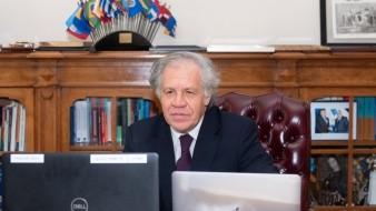 México rechazó presidir la OEA argumentando que no hay condiciones
