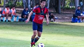 Víctor Guajardo anotó el único gol para Cimarrones de Sonora