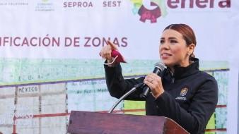 Modernización de Centro Histórico avanza en Mexicali