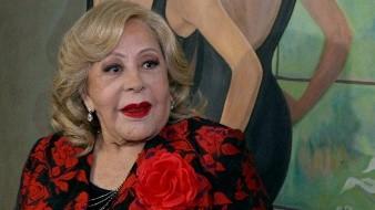 Doña Silvia Pinal siempre ha sido centro de los reflectores, esta Navidad no será la excepción.