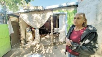 La señora Ramona García de 65 años es diabética e hipertensa, su esposo casi no puede trabajar y está perdiendo la vista