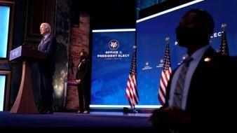 Obstaculiza Trump transición: Biden