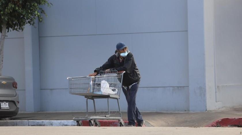 Movilidad no disminuye en Tijuana(Gustavo Suárez)