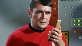Las cenizas del actor que interpretaba a Scotty en Star Trek llevan 12 años en la ISS y la NASA no sabía