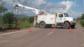 Las autoridades en Tamaulipas aseguran que no fue un incendio lo que causó el apagón de CFE