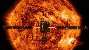 La NASA inicia con dos misiones para explorar el clima espacial