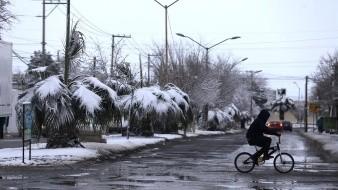 Pronostican nevadas y hasta -15° C en algunas zonas de México