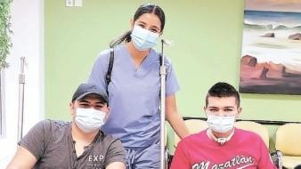 Familia necesita apoyo para estudios y medicinastras accidente de hermanos
