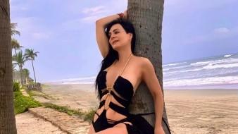 Maribel Guardia dejó boquiabiertos a sus seguidores con esta sensual fotografía.