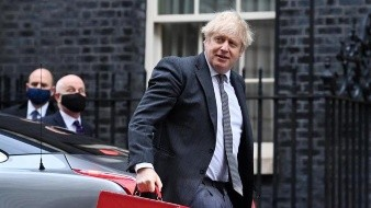 Boris Johnson subraya las