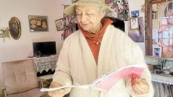 Alejandrina Fernández López, de 72 años, requiere apoyo de los hermosillenses para salir adelante.