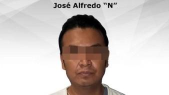 """El occiso fue identificado como José Alfredo """"N"""" de 36 años de edad quien ingresó el 14 de agosto del año 2019 y se encontraba cumpliendo una condena por el delito de Feminicidio."""