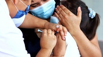 Avanza al 73% meta de vacuna contra influenza