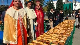 Están listos para el tradicional evento de la Rosca de Reyes en Nogales.