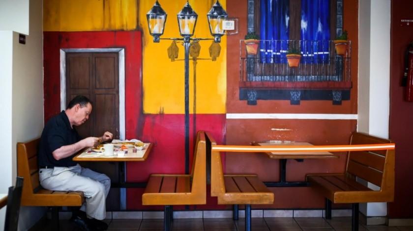 Siguen restaurantes abiertos al 30%: Canirac Mexicali(Daniel Reséndiz)