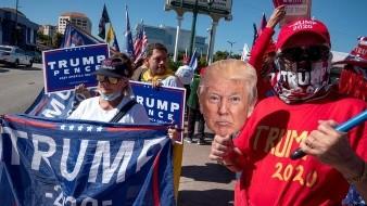En numerosas ocasiones, Maduro ha culpado a la Administración estadounidense por las protestas antigubernamentales que se han registrado en Venezuela.