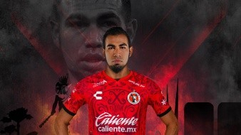 Junior Sornoza es el nuevo refuerzo de Xolos