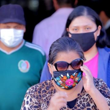 Registra México día récord de muertes y casos de Covid-19: mil 803 y 22 mil 339
