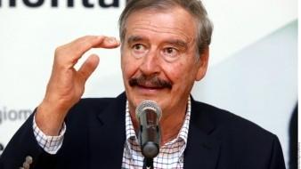 """Vicente Fox califica de """"patán"""" y """"presidente bananero"""" a Donald Trump"""