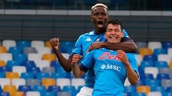 Hirving Lozano se convirtió en el futbolista más rápido de todo el FIFA 21.