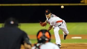 Ryan Verdugo colgó siete argollas para los Naranjeros.