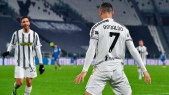 Cristiano Ronaldo igualó la marca de un jugador con más goles en la historia del futbol.