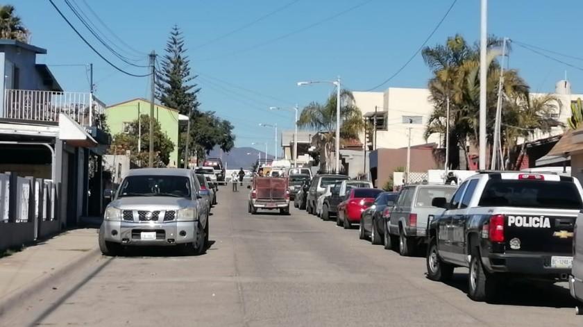 Martes con cinco muertes violentas en Ensenada