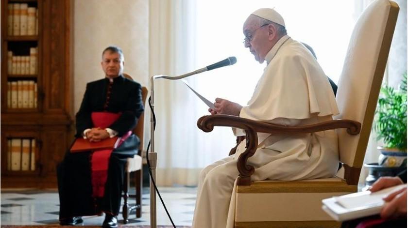 El Vaticano por el momento no ha confirmado esta información.(EFE)
