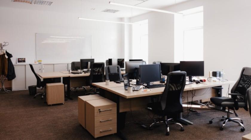La nueva normalidad también supone un cambio en los espacios de trabajo.(Cortesía)