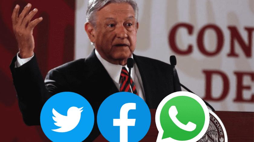 Andrés Manuel López Obrador, presidente de México.(ELIMPARCIAL/ARCHIVO)