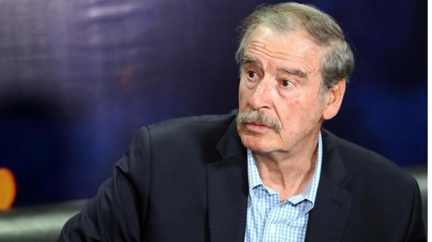 Vicente Fox Quesada, presidente de México.(ELIMPARCIAL/ARCHIVO)