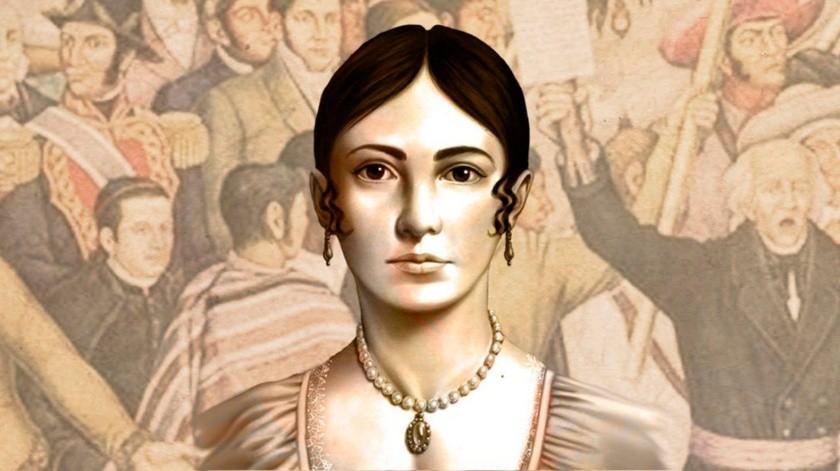 Leona Vicario forjó su espacio en la insurgencia