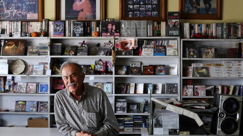 Fallece don Gustavo Labrada, fundador de Discotecas Silvia(Archivo)
