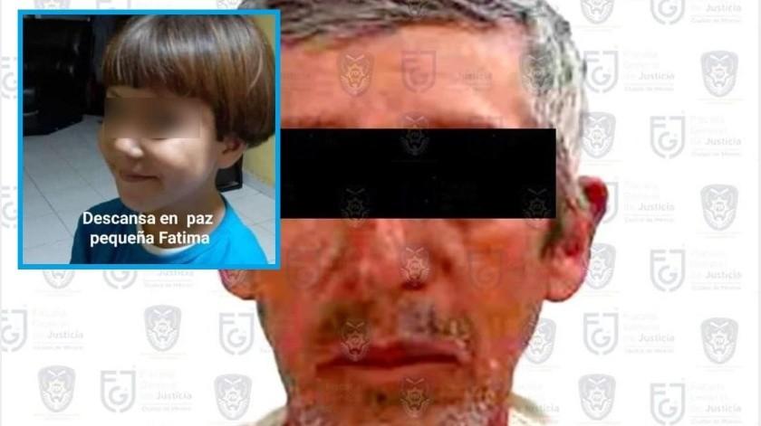 Cae padre de Fátima, acusado de abusar de la menor asesinada(Especial)
